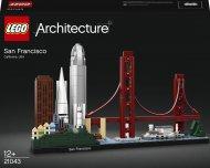 LEGO® 21043 Architecture Sanfrancisko 21043