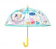 PERLETTI transparent umbrella Peppa Pig 42/8, 75106 75106