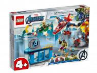 76152 LEGO® Super Heroes Atriebēji: Loki dusmas 76152