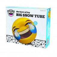 SNOW TUBE Giant Tears Of Joy Emoji, BMSTTE BMSTTE
