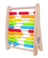 """HAPE Rotaļlieta """"Varavīksnes skaitāmkauliņi"""", E0412 E0412"""