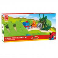 HAPE Džungļu vilciens-juniora komplekts, E3800 E3800