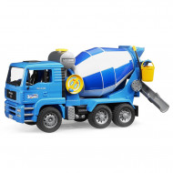BRUDER cementa maisītājs, 02744 02744