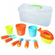 PLAYGO pludmales smilšu rotaļlietu komplekts Summer Gardening, 5349 5349
