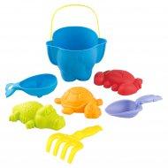 PLAYGO pludmales smilšu rotaļlietu komplekts Animal, 7gab., 5383 5383
