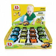 BB JUNIOR Jeep Mana Pirmā Kolekcija, 16-85100 16-85100