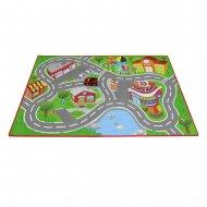 BB JUNIOR playmat Ferrari Junior City, 16-85007 16-85007