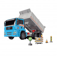 SIMBA DICKIE TOYS kravas automašīna Air Pump Dump, 203805001 203805001