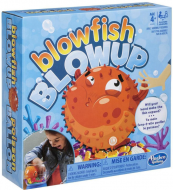 HASBRO GAMING  spēle BLOWFISH BLOWUP, E3255EU4 E3255EU4