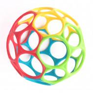 OBALL klasiskā bumba, sarkana/dzeltena/zaļa/zila, 10340 10340