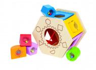 HAPE Attīstoša rotaļlieta, E0407 E0407