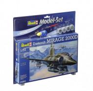 REVELL modeļa komplektsMirage 2000D 64893 64893