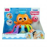 TOMY  vannas rotaļlieta 7in1 Octopus, E73104 E73104