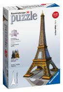 RAVENSBURGER 3D puzle Eiffel Tower 216gb., 12556 12556