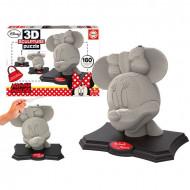 EDUCA 3D sculpture-puzzle Minnie, 16970 16970