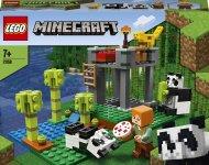 21158 LEGO® Minecraft™ Pandu bērnistaba 21158