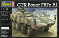 REVELL saliekams modelis bruņu kuģis GTK Boxer FüFz A1, 03209 03209