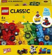 11014 LEGO® Classic Klucīši un riteņi 11014