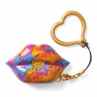 S.W.A.K. atslēgu piekariņš Glitz 'N' Glam kiss glitz ar skaņu, 4119 4119