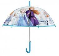PERLETTI transparent umbrella Frozen II 45/8, 50245 50245