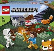 21162 LEGO® Minecraft™ Piedzīvojums taigā 21162