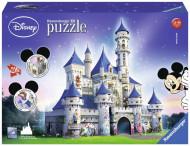 RAVENSBURGER 3D puzle Disney castle 216 pcs., 125876 125876