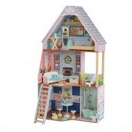 KIDKRAFT leļļu māja ar mēbelēm Matilda, 65983-CSM 65983-CSM