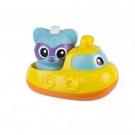 PLAYGRO muzikālā rotaļlieta Rainy Raccoon's Submarine, 4087629 4087629