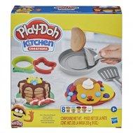 PLAY DOH plastilīna komplekts Flip and Pancakes, F12795L0 F12795L0