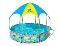 BESTWAY rotaļu baseins Splash-in-Shade 2.44m x 51cm, 56432 56432