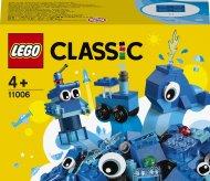 11006 LEGO® Classic Radošie zilie klucīši 11006