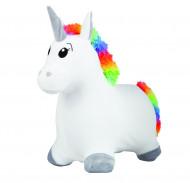 JOHN lēkājamā rotaļlieta ar pārvalku Hop Hop Unicorn, 59042 59042