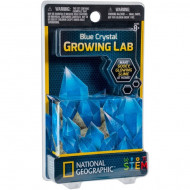 NATIONAL GEOGRAPHIC set Carded Crystal Grow Blue, NGCRYSTALBCRD NGCRYSTALBCRD