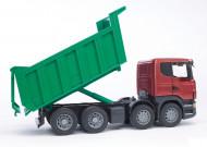 BRUDER kravas Scania red, 3550