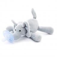 MINIKOIOI māneklītis ar plīša rotaļlietu Elephant 101010002 101010002