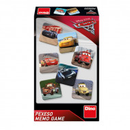 DINO spēle atmiņa Cars 3, 621930 621930