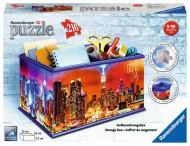 RAVENSBURGER puzle-organaizers Ņujorkas panorāma, 216 gab., 11227 11227