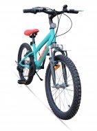 Bērnu velosipēds QUURIO GEAR Blue 20'' EKBKOT-017