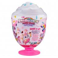 RAINBOCORNS plīša rotaļlieta ar aksesuāriem Sweet Shake Surprise, series 1, dažādas, 9212 9212