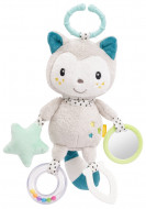BABYFEHN Aktivitāšu kaķis ar gredzenu, 57102 57102