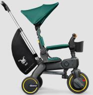 DOONA trīsritenītis Liki Trike S5 - Racing Green SP550-99-032-015