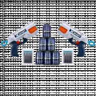 XSHOT rotaļu pistole Reflex, 36225 36225