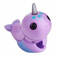 FINGERLINGS interaktīvā rotaļlieta valis Nelly, violets, 3696 3696