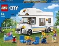 60283 LEGO® City Great Vehicles Brīvdienu furgons 60283