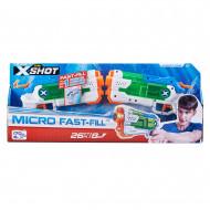 X-SHOT ūdenspistoļu komplekts Micro Fast-Fill, 56244 56244