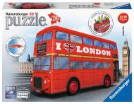 RAVENSBURGER puzle 3D London Bus, 216p., 12534 12534