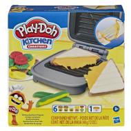 PLAY DOH KITCHEN CREATION spēļu sviestmaižu komplekts, E76235L0 E76235L0