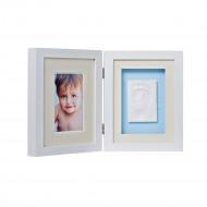 Baby memory prints Galda ramis Balts BMP.020