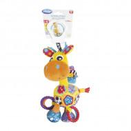 PLAYGRO rotaļlieta žirafe Jerry, 0186359 0186359