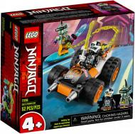 71706 LEGO® NINJAGO® Cole ātrais auto 71706